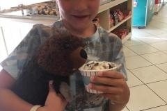 Horace Loves Ice Cream