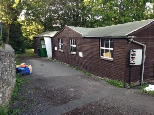 The Current Scout Hut
