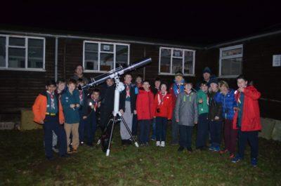 Stargazing Scouts