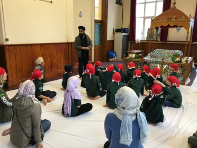 43rd Cubs Visit a Sikh Temple
